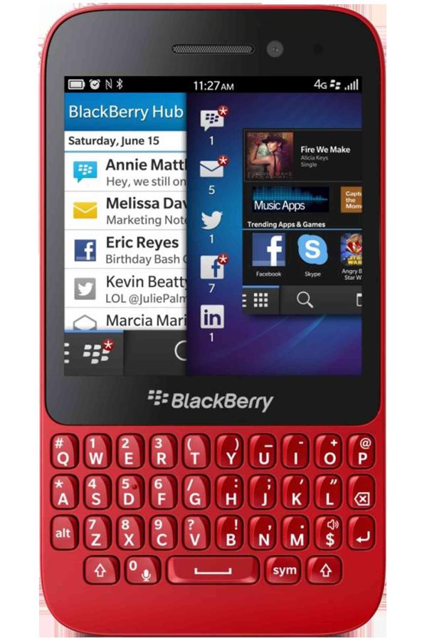 Blackberry Q5 reparatie