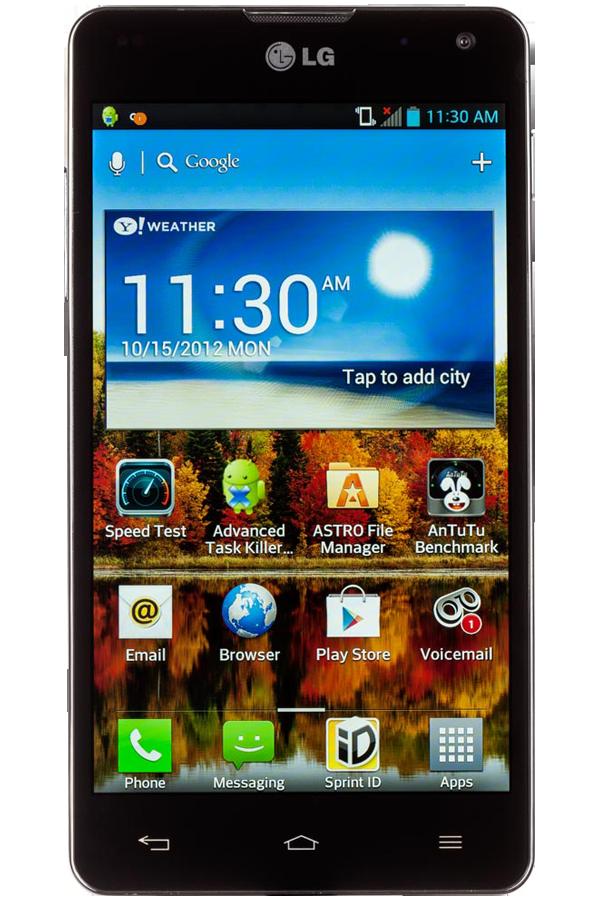 LG Optimus G reparatie (E975)