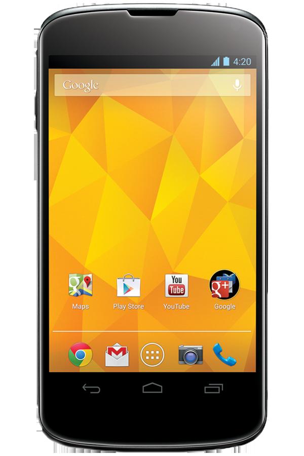 LG Nexus 4 reparatie (E960)