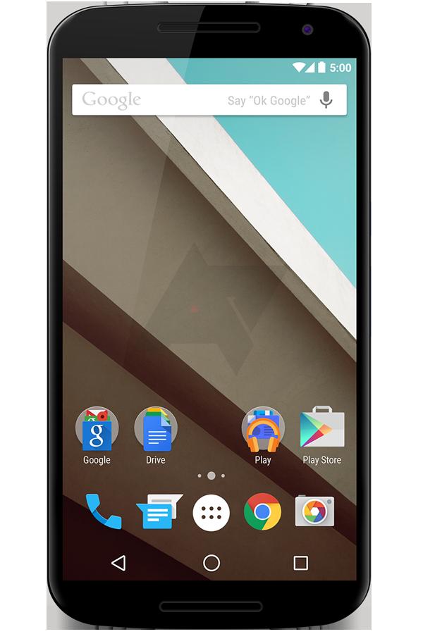 Motorola Nexus 6 reparatie (XT1100)