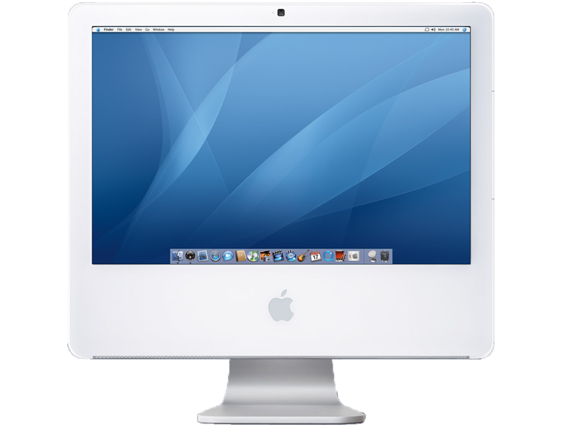 iMac iSight G5 reparatie