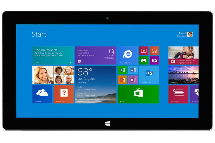 Microsoft Surface Pro 2 reparatie (1601)