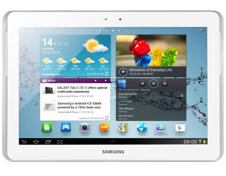 Samsung Galaxy Tab 2 10.1 WiFi reparatie (P5110)