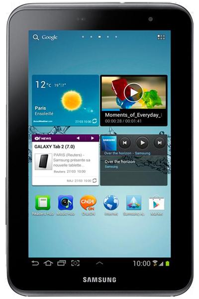 Samsung Galaxy Tab 2 7.0 reparatie (P3110)