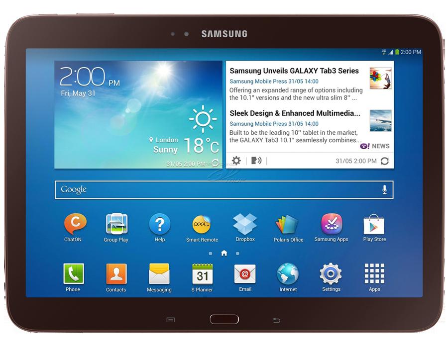 Samsung Galaxy Tab 3 10.1 reparatie (P5200)