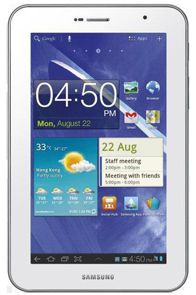 Samsung Galaxy Tab 7.0 Plus reparatie (P6200)