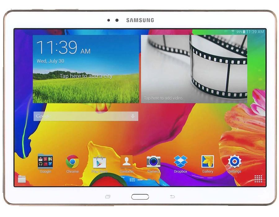 Samsung Galaxy Tab S 10.5 reparatie (T800)