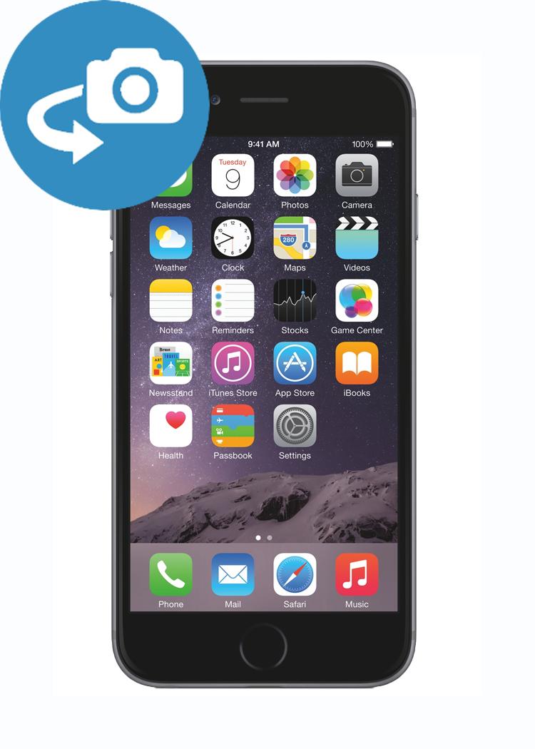 iphone 6 printplaat reparatie